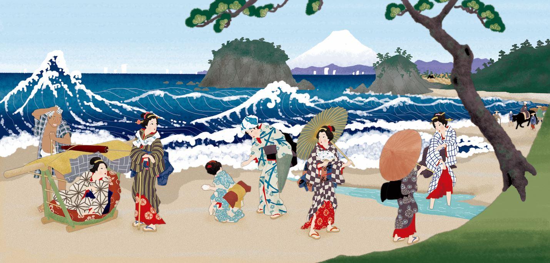 江戸の女子図鑑